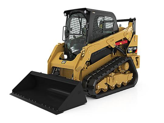 Download Caterpillar 259d Compact Track Loader Service